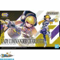 amsterdam-anime-gunpla-winkel-te-kopp-Attack Girl Gun Lady Commander Charlotte non scale bouwpakket
