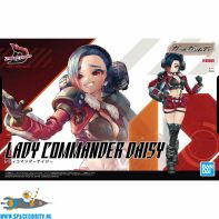 amsterdam-gunpla-model-anime-winkel-nederland-Attack Girl Gun Lady Commander Daisy non scale bouwpakket