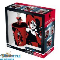 DC comics beker / mok gift box Harley Quinn