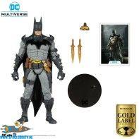 DC Multiverse actiefiguur Batman (gold label collection)