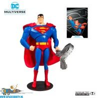 DC Multiverse actiefiguur Superman (The Animated Series)