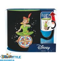 Disney beker/mok heat change Peter Pan