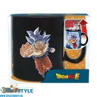 Dragon Ball Super beker/mok heat change Goku vs. Jiren