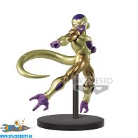 Dragon Ball Super: Chosenshiretsuden II Golden Frieza pvc figuur