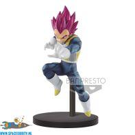 Dragon Ball Super : Chosenshiretsuden II Super Saiyan God Vegeta pvc figuur