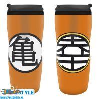 Dragon Ball Z travel mug Embleem Kame