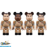 Ghostbusters 100% Bearbrick set van 4 figuren