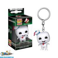 Ghostbusters Pocket Pop! keychain Stay Puft Marshmallow Man