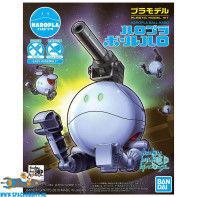 te koop, nederland, Gundam Haropla bouwpakket Ball Haro