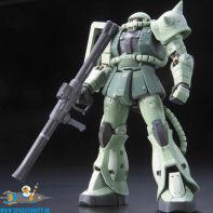 Gundam Real Grade 04 MS-06F Zaku II