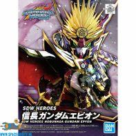 Gundam SDW Heroes 02 Nobunaga Gundam Epyon