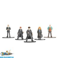 Harry Potter Nano Metalfigs diecast mini figures 5 pack