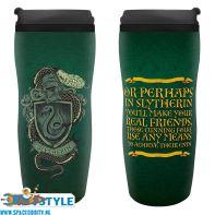 Harry Potter travel mug Slytherin