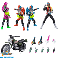 Kamen Rider Shodo-X vol. 11 set van 7 doosjes