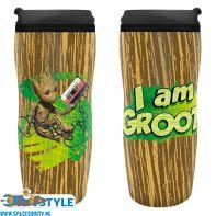 Marvel travel mug Groot