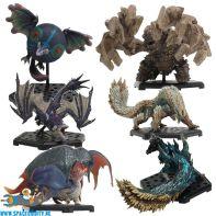 Monster Hunter standard model plus vol. 17 trading figure set