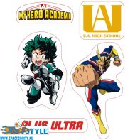 My Hero Academia stickers