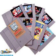 Nintendo NES cartridges ondezetters