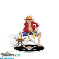 anime-store-amsterdam-geek-winkel-One Piece acryl Monkey D. Luffy