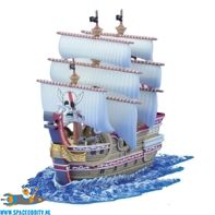 One Piece bouwpakket Red Force grand ship collection 04
