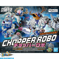 One Piece Stampede bouwpakket Chopper Robo
