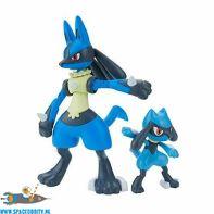 Pokemon bouwpakket 44 Riolu & Lucario