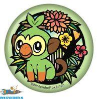 Pokemon button Grookey