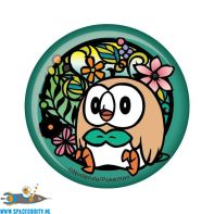 Pokemon button Rowlet