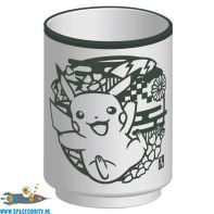 Pokemon Japanese tea cup Pikachu