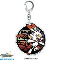 Pokemon sleutelhanger Scorbunny