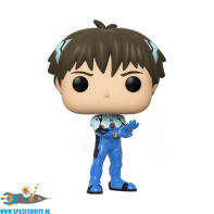 Pop! Animation Evangelion vinyl figuur Shinji