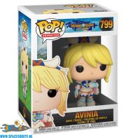 te koop, winkel, nederland, Pop Animation Monster Hunter vinyl figuur Avinia