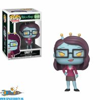 Pop! Animation Rick and Morty vinyl figuur Unity