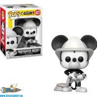 Pop! Disney Mickey Mouse vinyl figuur Firefighter Mickey