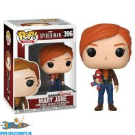 Pop! Games Spider-Man vinyl figuur Mary Jane