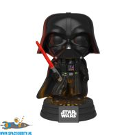 Amsterdam, toy, store, speelgoed, winkel, Pop! Star Wars bobble head Darth Vader lights & sound (343)