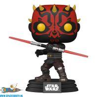 Pop! Star Wars Clone wars bobble head Darth Maul