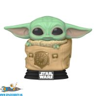 Pop! Star Wars The Mandalorian bobble head The Child (baby yoda) in bag (405)