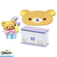 Re-Ment Rilakkuma Pajama party #2 Cabinet