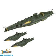 Space Battleship Yamato 2199 Great Garmillas Warships set 2