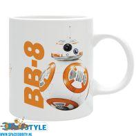 Star Wars beker / mok gift box met sleutelhanger & stickers BB-8