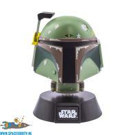 Star Wars mini lampje met het figuur Boba Fett