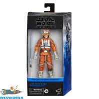 Star wars The Black Series actiefiguur Luke Skywalker (Snowspeeder)