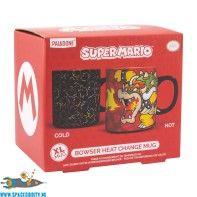 Super Mario beker/mok Bowser XL heat change