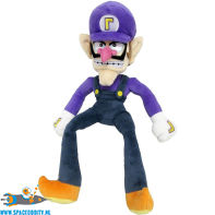 Super Mario pluche Waluigi