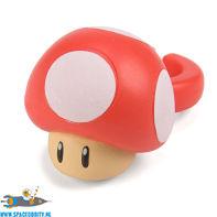 Super Mario ring Red Mushroom