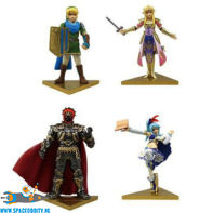 The Legend of Zelda Musou gashapon set