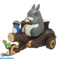 Totoro Studio Ghibli pullback collection Totoro op een driewieler