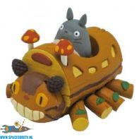 Totoro Studio Ghibli pullback collection Totoro's Catbus