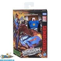 Transformers Kingdom deluxe class Tracks